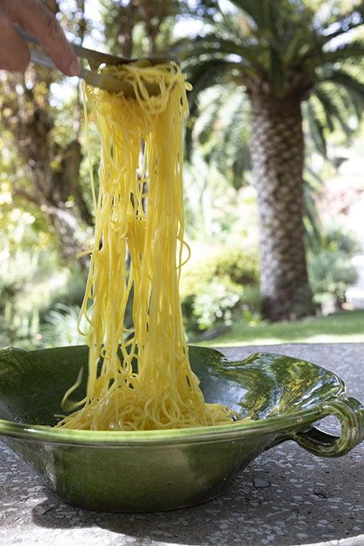 Quick pasta dinner set la merenda - pasta